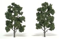 Woodland Scenics Med Green Trees (2 pack XL)