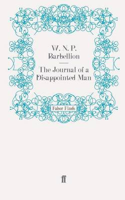 The Journal of a Disappointed Man by W N.P Barbellion image