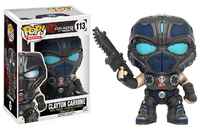 Gears of War - Clayton Carmine Pop! Vinyl Figure