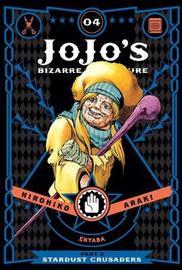 JoJo's Bizarre Adventure: Part 3--Stardust Crusaders, Vol. 4 by Hirohiko Araki