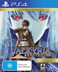 Valkyria Revolution Limited Edition for PS4
