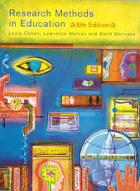 Research Methods in Education by Lou Cohen image