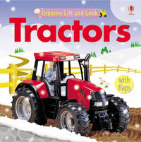 Tractors by Felicity Brooks image