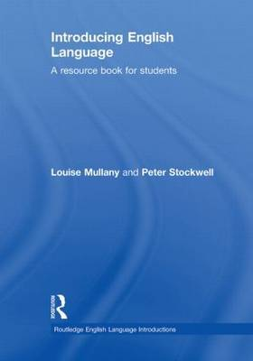 Introducing English Language by Peter Stockwell