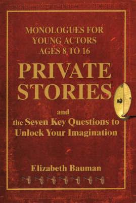 Private Stories by Elizabeth Bauman