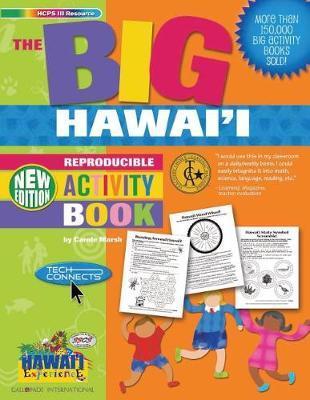 Hawaii Big Reproducible Activity Book-New Version by Carole Marsh