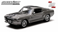 1/43: Ford Mustang Eleanor- Gone in 60 Seconds - Diecast Model