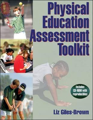 Physical Education Assessment Toolkit by Elizabeth Giles-Brown image