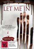 Let Me In DVD
