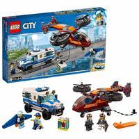 LEGO City: Sky Police Diamond Heist (60209)