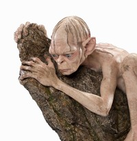 Lord of the Rings: Gollum - Mini Statue