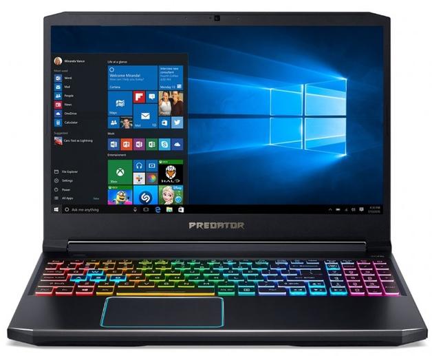 "15.6"" Acer Predator Helios 300 i7 Gaming Laptop"