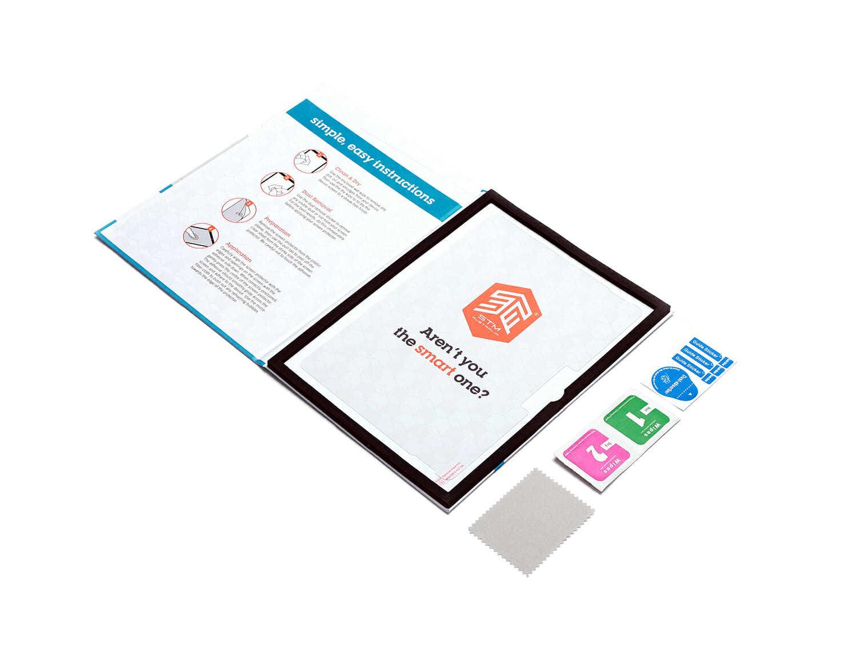 STM: Glass Screen Protector (iPad Air 4th Gen/Pro 11 2nd Gen/Pro 11 1st Gen) - Clear image