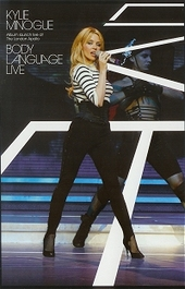 Kylie Minogue - Body Language: Live on DVD