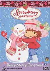 Strawberry Shortcake Vol 1 - Berry Merry Christmas on DVD