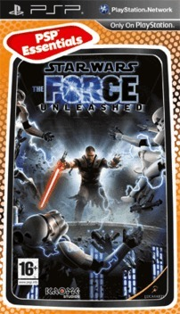 Star Wars: The Force Unleashed (Essentials) for PSP