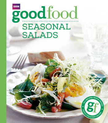 Good Food: Seasonal Salads by Angela Nilsen image