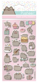 Pusheen - Super Puffy Stickers