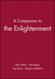 A Blackwell Companion to the Enlightenment image