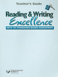 Reading & Writing Excellence, Level C image