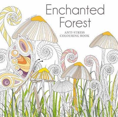 Enchanted Forest by Sara Muzio