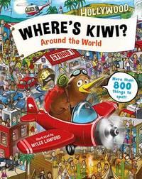 Where's Kiwi?: Book 2