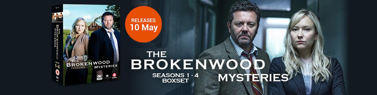 The Brokenwood Mysteries Boxset