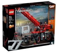 LEGO Technic: Rough Terrain Crane (42082)