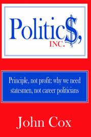 Politics, Inc. by John Cox image