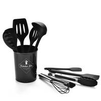 Ape Basics: Silicone Kitchen Utensil Set (11 Pieces)