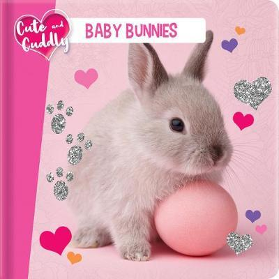 Cute and Cuddly: Baby Bunnies