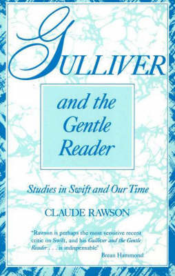 Gulliver And The Gentle Reader by Claude Rawson image