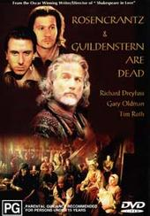Rosencrantz & Guildenstern Are Dead on DVD