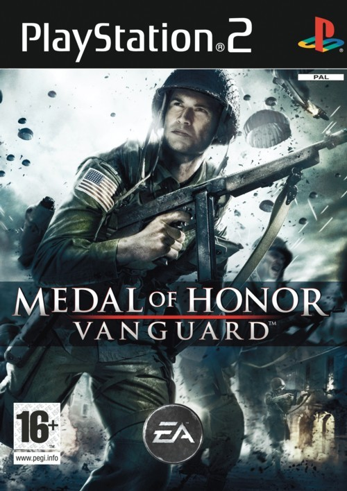 Medal of Honor: Vanguard for PlayStation 2