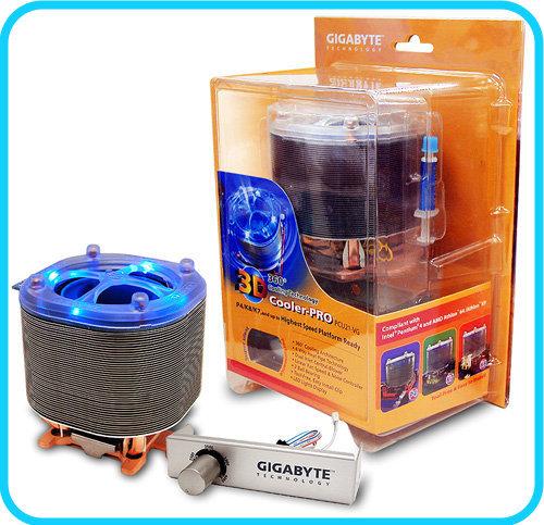 Gigabyte 3D Cooler-Pro GH-PCU21-VG