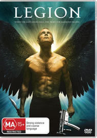 Legion on DVD