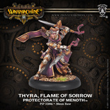 Warmachine: Protectorate of Menoth - Thyra, Flame of Sorrow Warcaster