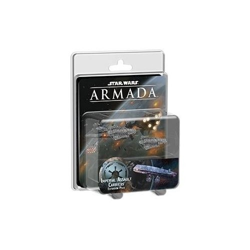 Star Wars Armada Imperial Assault Carriers Expansion Pack image