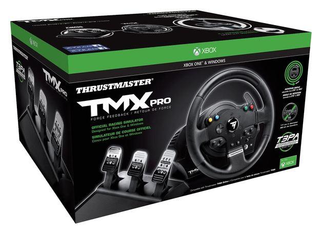 Thrustmaster TMX PRO Racing Wheel (Xbox One & PC) for Xbox One