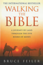 Walking the Bible by Bruce Feiler image