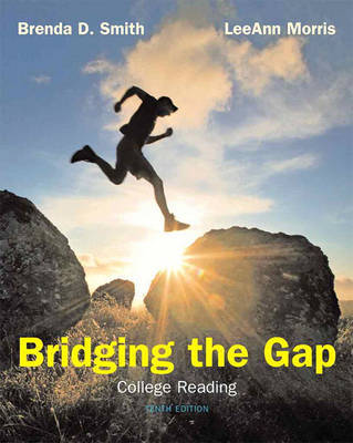 Bridging the Gap: College Reading by Brenda Smith image