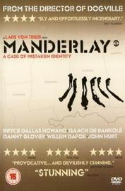 Manderlay on DVD image