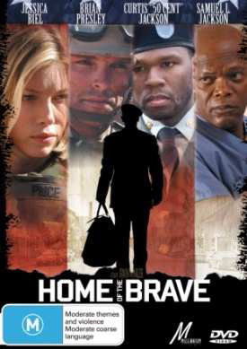 Home of the Brave on DVD image