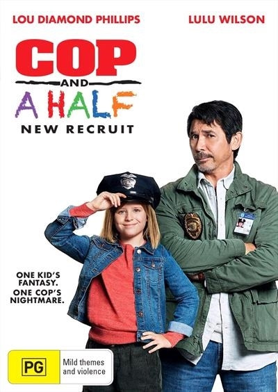 Cop & A Half: New Recruit on DVD image