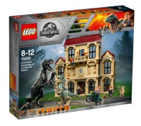LEGO Jurassic World: Indoraptor Rampage at Lockwood Estate (75930)