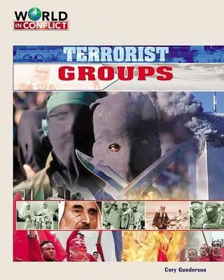 Terrorist Groups by Cory Gideon Gunderson image