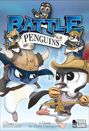 Battle Penguins - Board Game