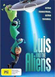 Luis & The Aliens on DVD