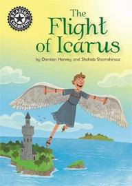 Reading Champion: The Flight of Icarus by Damian Harvey image