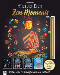 Hinkler: Picture Etch - Zen Moments image